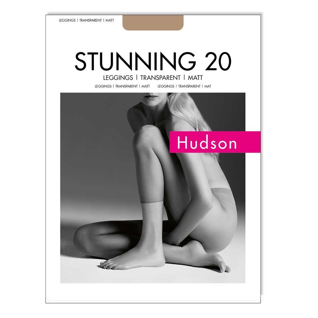 STUNNING  Feinstrumpf-Leggings in angesagter 7/8 Länge - HUDSON