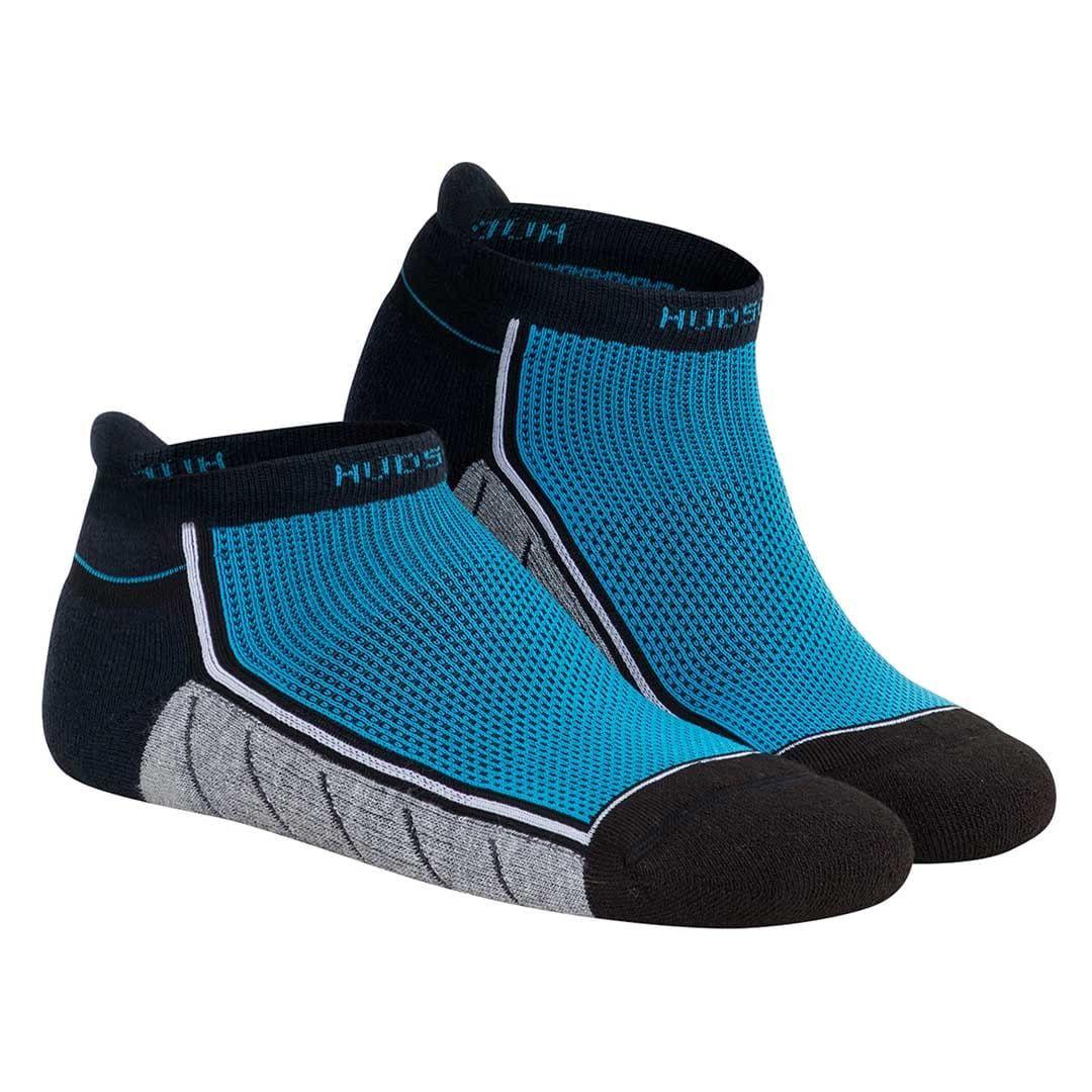 PLAY  Sportliche Sneaker Socken mit atmungsaktivem Sohlenbereich - HUDSON