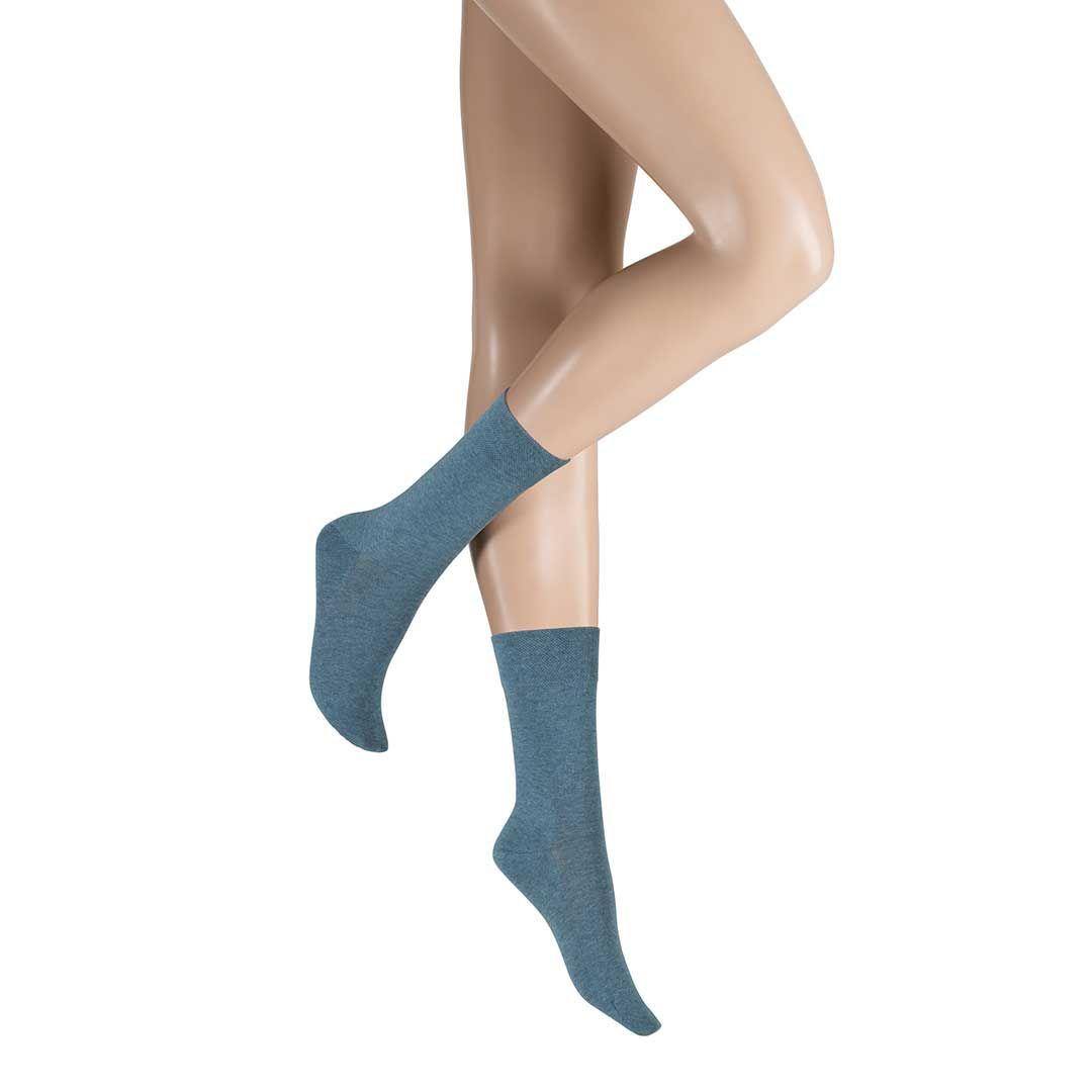 RELAX COTTON  Socken aus 97% Baumwolle - HUDSON