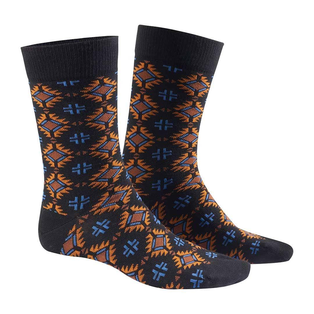 HAWI  Socken mit coolem hawaiianischen Muster - HUDSON