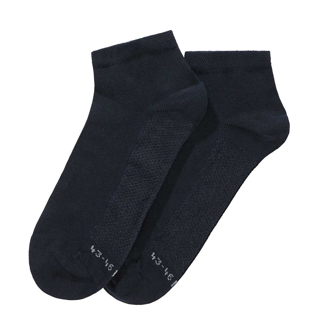 DRY COTTON  Feuchtigkeitsregulierende Herren Sneaker Socken - HUDSON