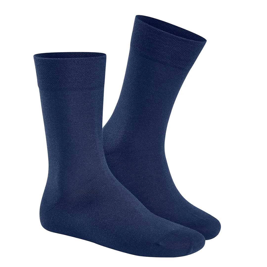 RELAX WOOLMIX CLIMA  Herren Socken aus einem Mix aus Baum- und Schurwolle - HUDSON