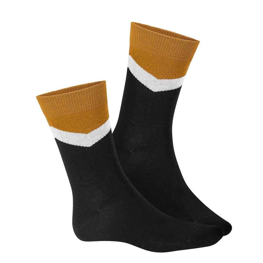 PURISTIC  Socken mit grafischer Musterung - HUDSON