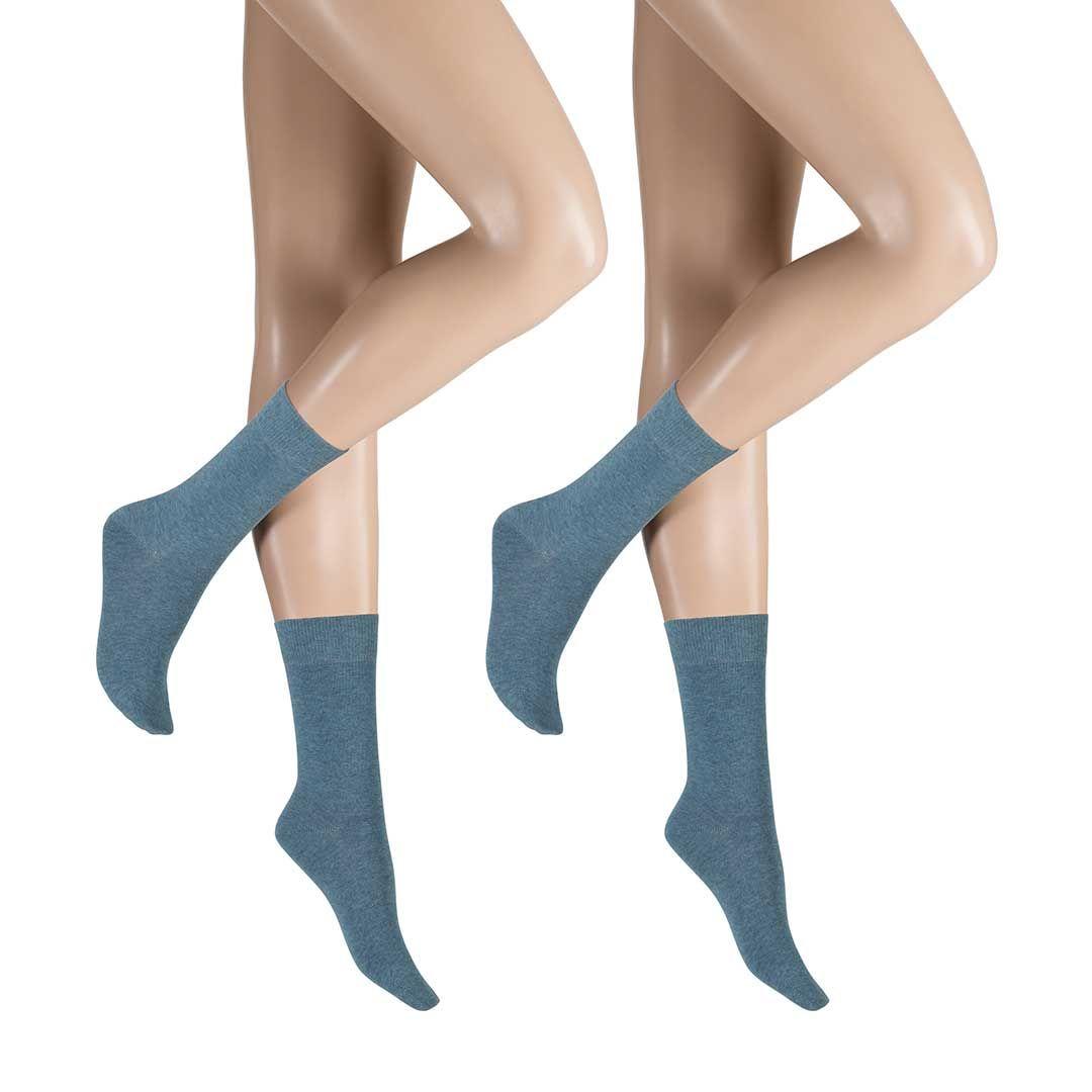 ONLY 2-PACK  Socken im Doppelpack für jeden Trageanlass - HUDSON
