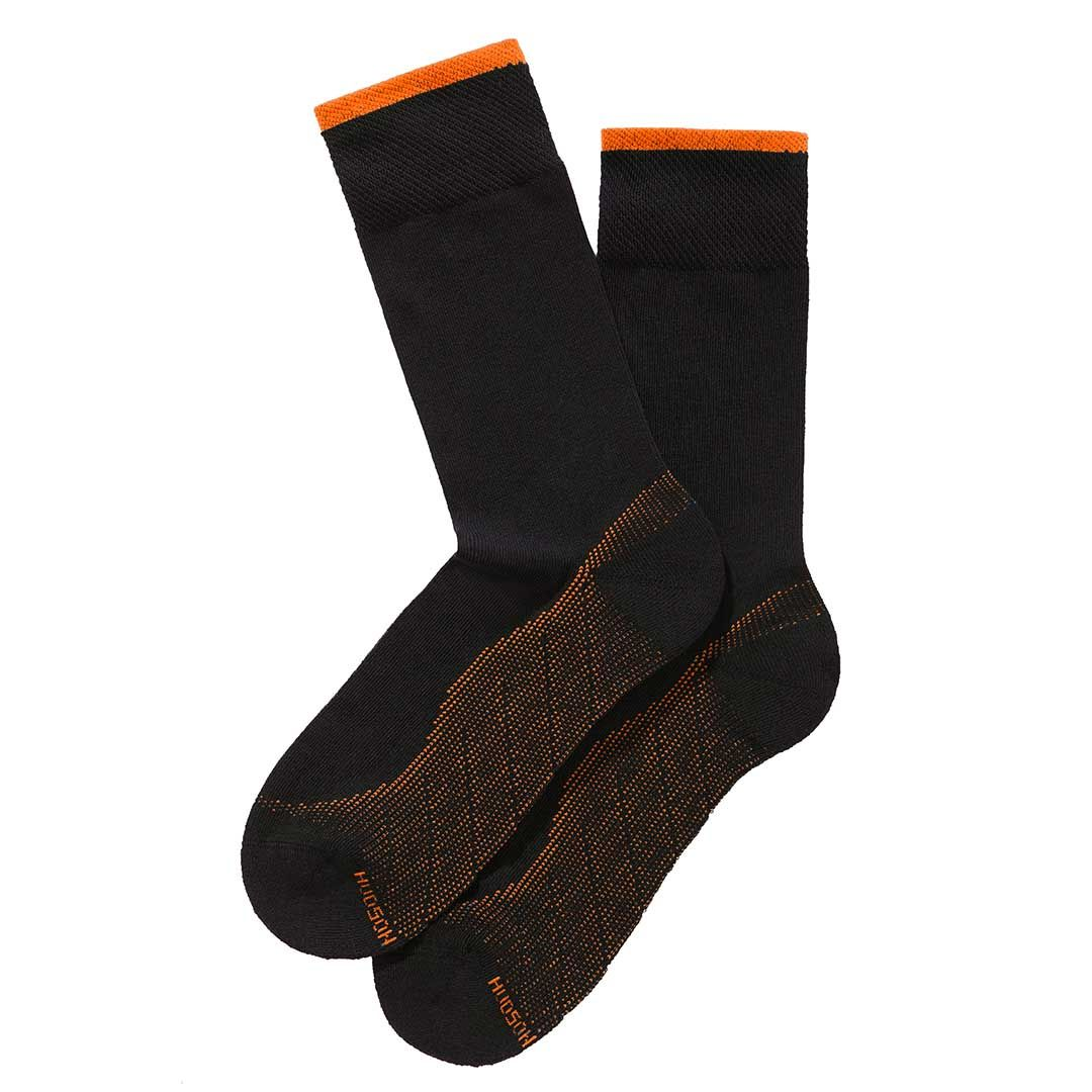 ACTIVE  Atmungsaktive Herren Socken mit speziellen Lüftungskanälen - HUDSON