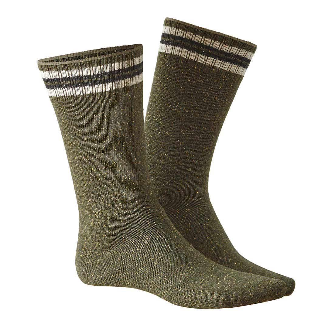PITHY  Socke in klasssischem melierten Look - HUDSON