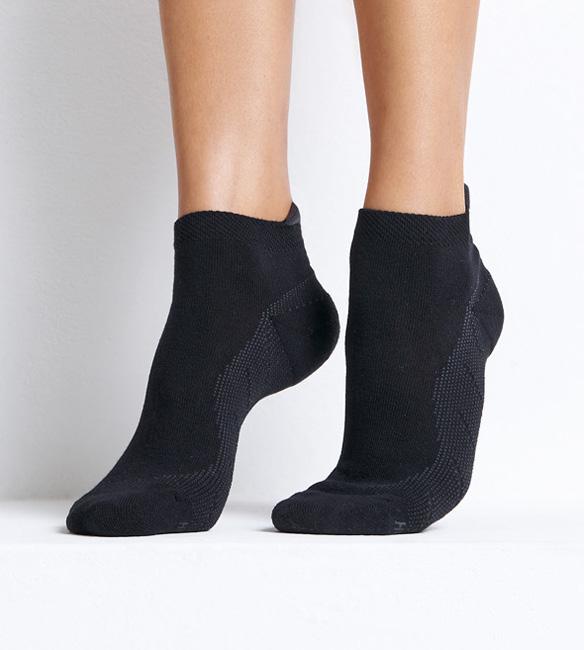 Hudson Sneaker Socken und Füßlinge mit weitem Fußausschnitt