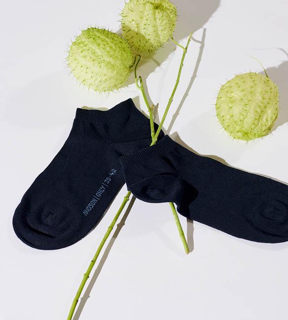 günstige Hudson Herren Socken, Herren Kniestrümpfe und Herren Sneaker Socken im praktischen Doppelpack