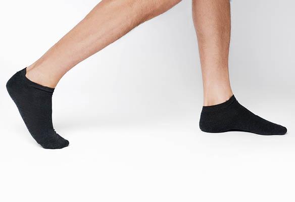 Hudson Herren Sneaker Socken, kurze Socken